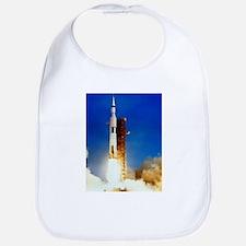 Saturn V Launch Bib