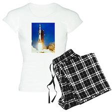 Saturn V Launch Pajamas