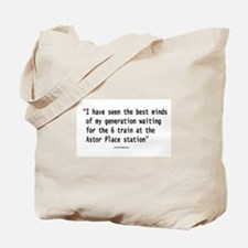 Best minds Tote Bag