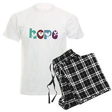 Hope_4Color_3 Pajamas