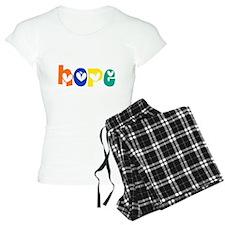 Hope_4Color_2 Pajamas