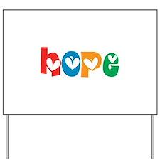 Hope_4Color_1 Yard Sign