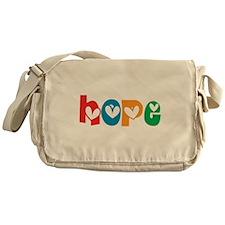 Hope_4Color_1 Messenger Bag