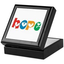 Hope_4Color_1 Keepsake Box