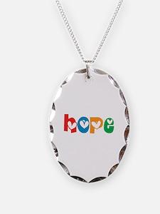 Hope_4Color_1 Necklace