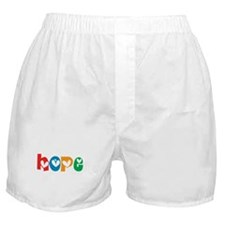 Hope_4Color_1 Boxer Shorts