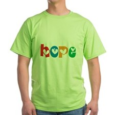 Hope_4Color_1 T-Shirt