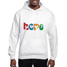Hope_4Color_1 Hoodie
