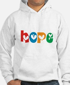 Hope_4Color_1 Jumper Hoody