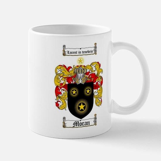 MORAN CREST Mug