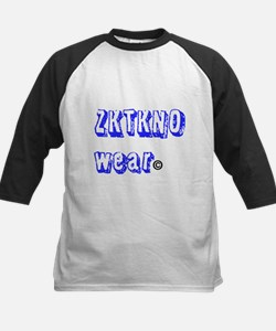 zktkno wear blue Kids Baseball Jersey
