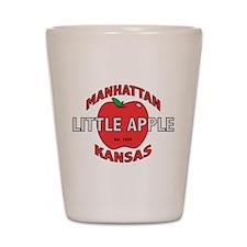 Little Apple Shot Glass