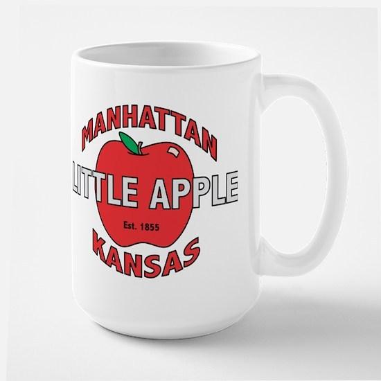 Little Apple Large Mug