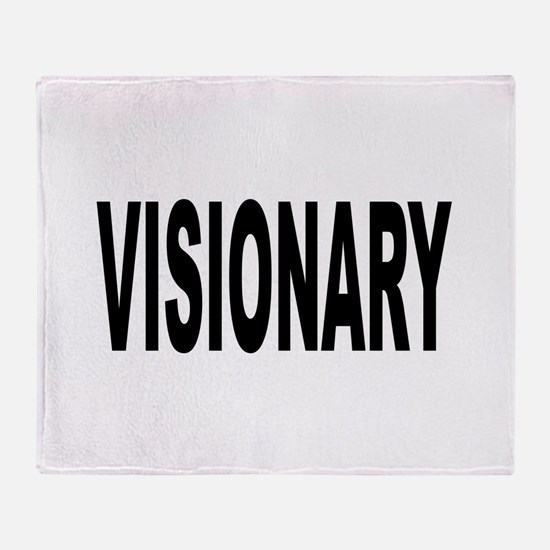 Visionary Throw Blanket