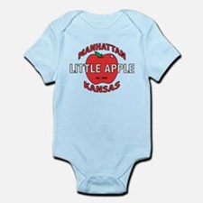 Little Apple Infant Bodysuit