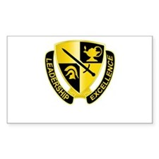 DUI - US - Army - ROTC Decal