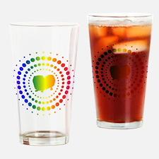 Pekingese Drinking Glass