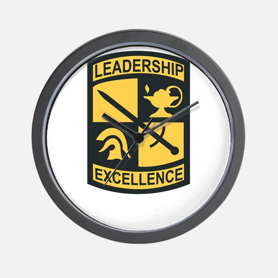 SSI - US Army Cadet Command Wall Clock