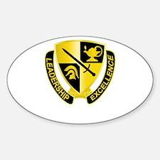 DUI - US Army Cadet Command Sticker (Oval)