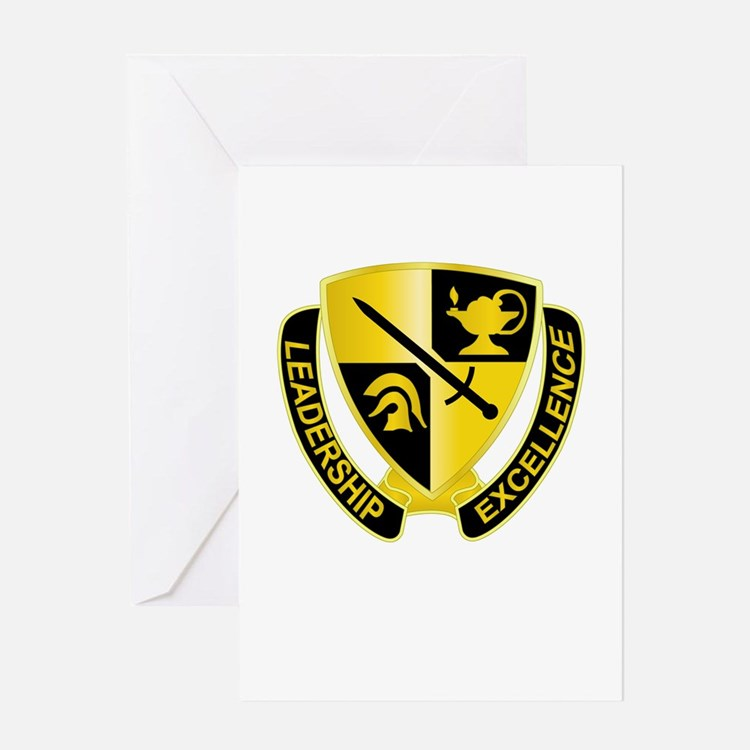 DUI - US Army Cadet Command Greeting Card