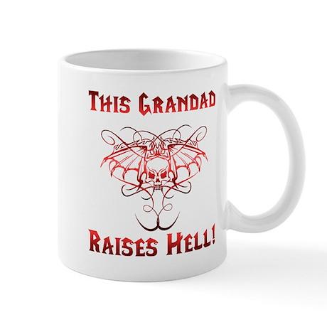 Grandad Raises Hell Mug