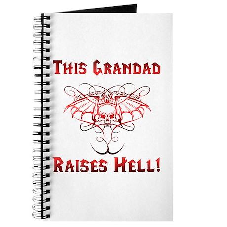 Grandad Raises Hell Journal