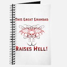 Big Brother Raises Hell Journal