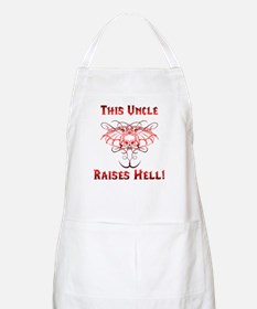 Uncle Raises Hell Apron