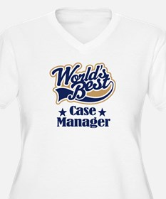 Case Manager Gift (World's Best) T-Shirt