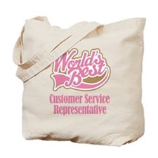 Customer Service Representative Gift Tote Bag