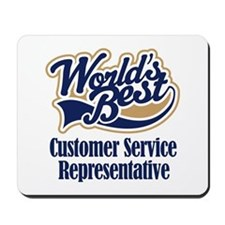 Customer Service Representative Gift Mousepad