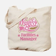 Facilities Manager Gift Tote Bag