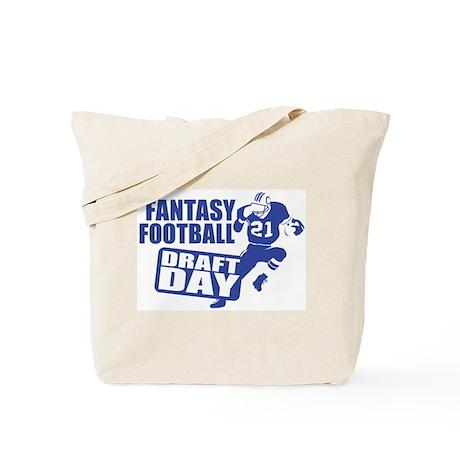 Fantasy Football Draft Tote Bag