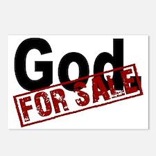 God. FOR SALE Postcards (Package of 8)