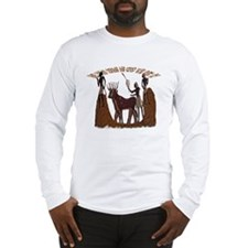 Egyptian Harvest Long Sleeve T-Shirt