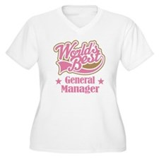 General Manager Gift T-Shirt
