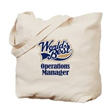 Operations Manager Gift Tote Bag