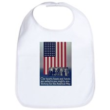 Victory for the American Way Bib