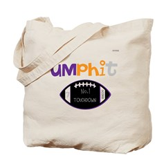 OYOOS Touchdown Football desi Tote Bag
