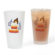 Shetland Sheepdog Drinking Glass
