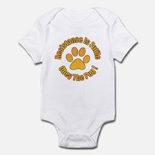 Obey The Pug Infant Bodysuit