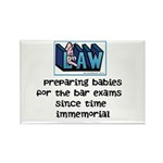 Legal Mother's Rectangle Magnet (100 pack)