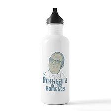 Rothbard Is My Homeboy Water Bottle