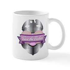 Boobie Inspector Mug