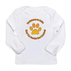Bouvier Des Flandres Long Sleeve Infant T-Shirt