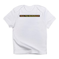 Dachshund Infant T-Shirt