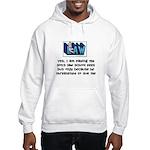 Poor Dad's Hooded Sweatshirt