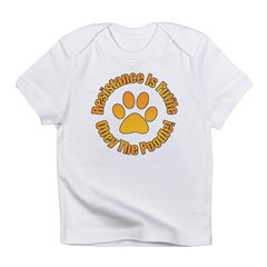 Poodle Infant T-Shirt