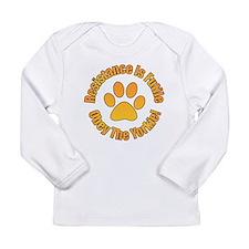 Yorkshire Terrier Long Sleeve Infant T-Shirt
