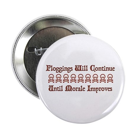 """Floggings 2.25"""" Button (100 pack)"""
